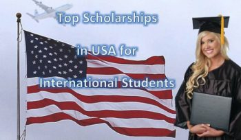 Top Scholarships in USA for International Students