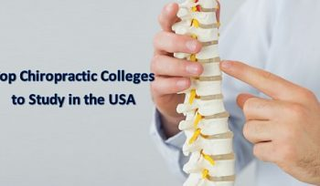 Top Chiropractic Colleges to Study in the USA