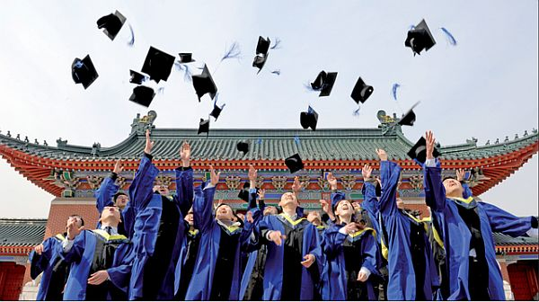 What are the top ten universities in China for learning ...