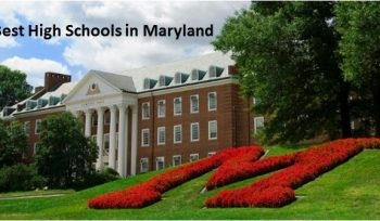 Best High Schools in Maryland
