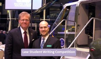 Pacific Legal Foundation Law Student Writing Competition