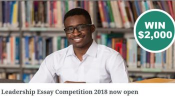 UONGOZI Institute Leadership Essay Competition for African Citizens