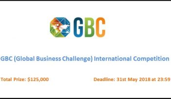 GBC Competition for International Students