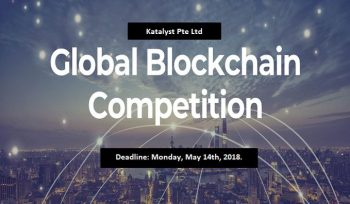 International Blockchain Essay & Social Media Competition