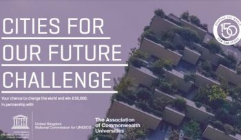 The Cities for Our Future Global Competition