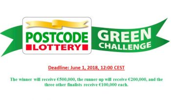 The Postcode Lottery Green Challenge Worldwide