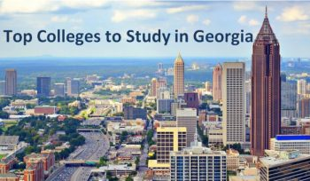Top Colleges to Study in Georgia