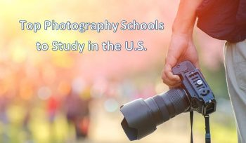 Top Photography Schools to Study in the U.S.