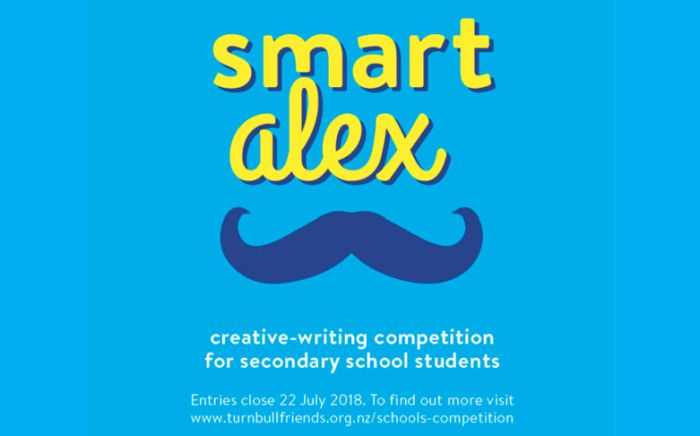 Smart Alex: Creative-Writing Competition for Secondary School Students