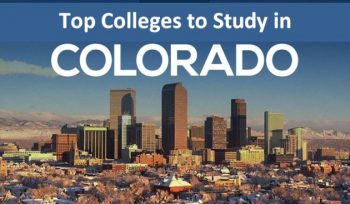Top Colleges to Study in Colorado