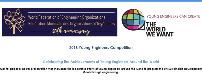WFEO Young Engineers Competition