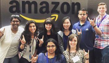 Amazon Internships in the USA