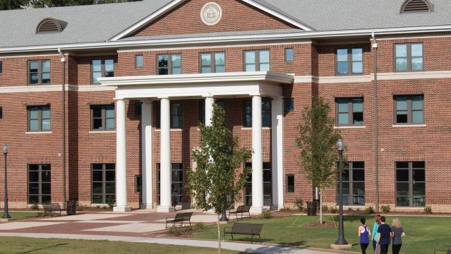 Best Colleges in South Carolina