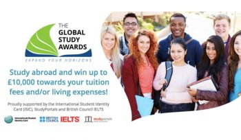 British Council the Global Study Awards for International Student