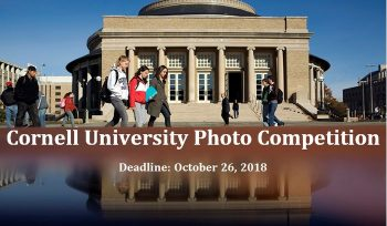 Cornell University Photo Competition