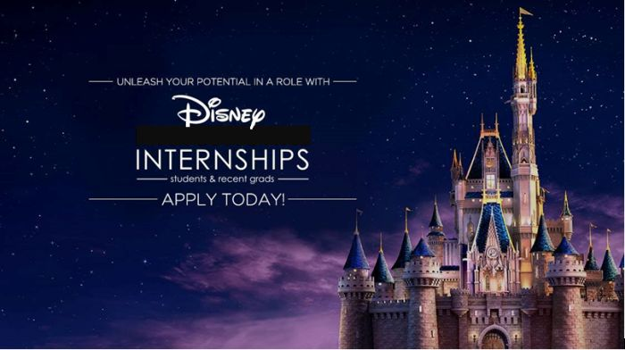 Disney Internships in the United State
