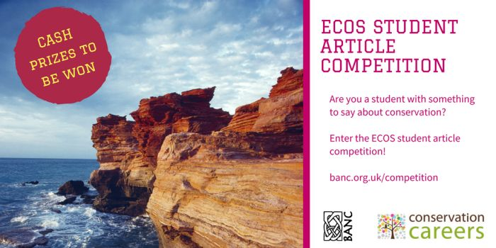 ECOS Student Article Competition