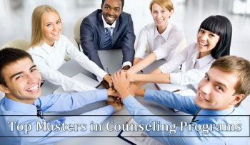 Top Masters in Counseling Programs