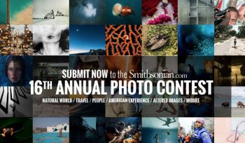 16th Annual Smithsonian Photo Contest