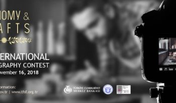 """2nd International Photography Contest """"Economy and Crafts"""""""