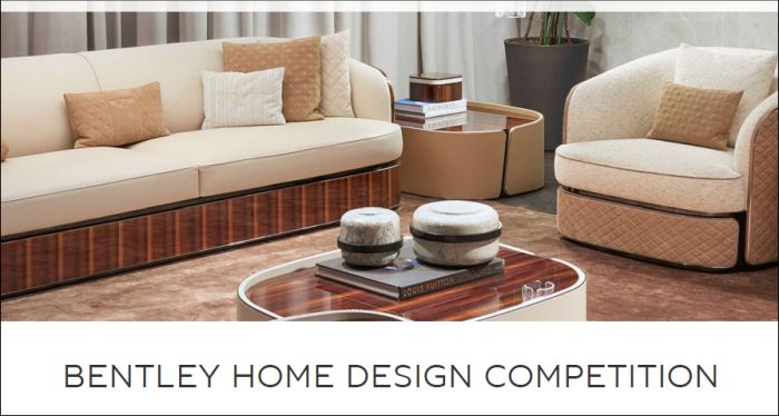 Bentley Home Design Competition
