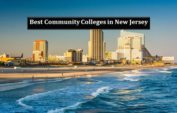 Best Community Colleges in New Jersey