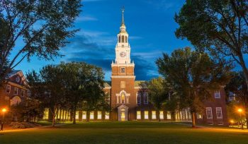 Dartmouth College Acceptance Rate