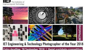 IET Engineering & Technology Photographer of the Year Competition