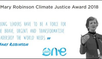 Mary Robinson Climate Justice Award