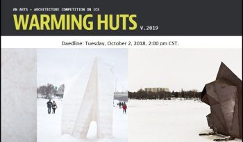 Warming Huts: An Art & Architecture Competition on Ice