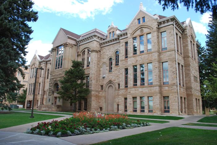 Best Colleges in Wyoming