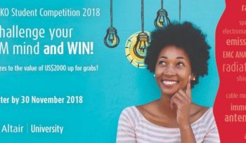 FEKO Student Competition 2018