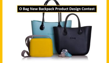 O Bag New Backpack Product Design Contest