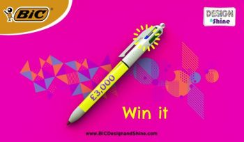 The BIC Design and Shine Competition