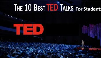 Top 10 Ted Talks for Students