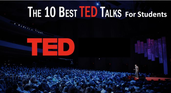 Best Ted Talks 2021 Top 10 Ted Talks for Students   2020 HelpToStudy.2021