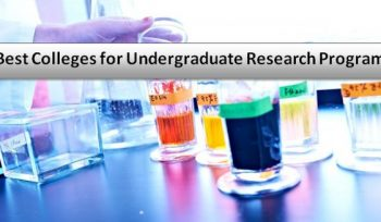 Best Colleges for Undergraduate Research Programs