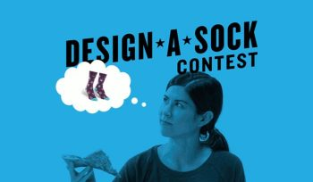 Design-A-Sock International Contest 2018