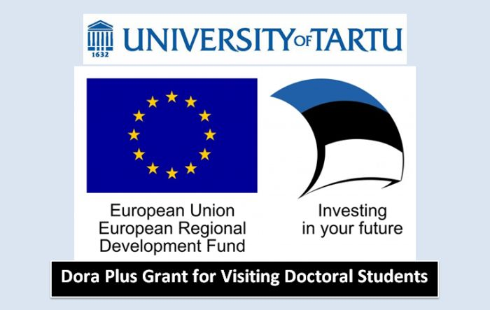 Dora Plus Grant for Visiting Doctoral Students