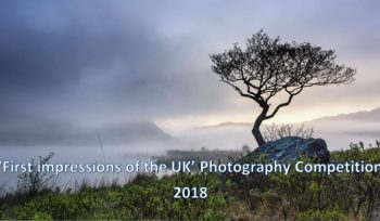 First Impressions of the UK Photography Competition 2018