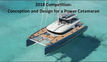 "Foundation D'Entreprise Beneteau Competition ""The Power Catamaran"""