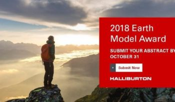 Geological Society of London Earth Model Award 2018