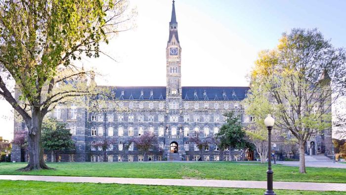 georgetown university acceptance rate 2019 helptostudy com 2020