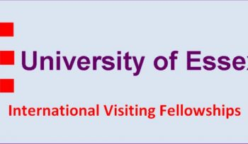 University of Essex International Visiting Fellowships