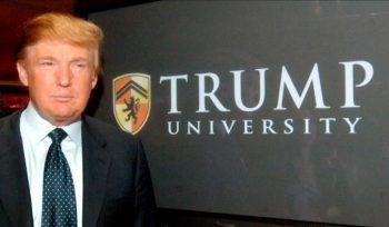 What is Trump University?