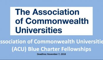 ACU Blue Charter Fellowships