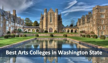 Best Arts Colleges in Washington State 2018-19