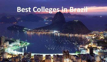 Best Colleges in Brazil