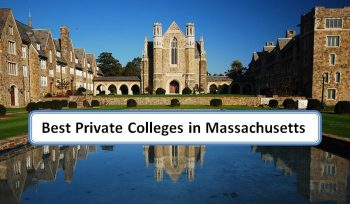 Best Private Colleges in Massachusetts