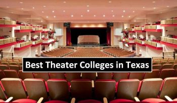 Best Theater Colleges in Texas 2018-19